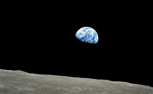 La Tierra y Marte se generaron por la 'captura' de pequeños trozos de materia