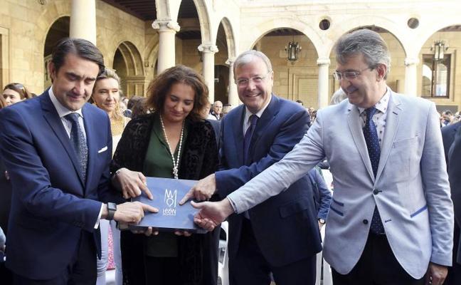 León presenta su menú para optar a la capitalidad gastronómica española