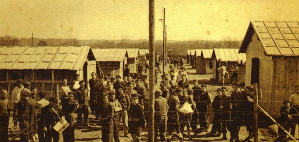 Gurs, el campo de refugiados de los vascos