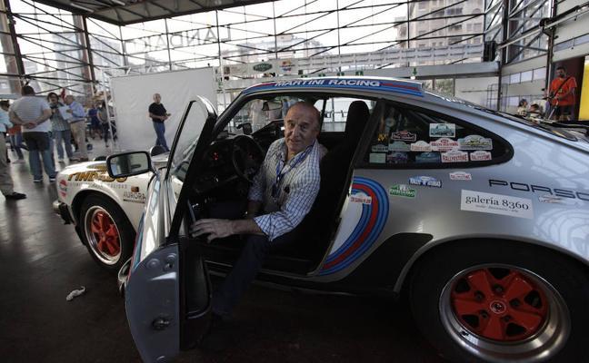 «Un Porsche, con potencia y clase, es un vehículo perfecto para correr»