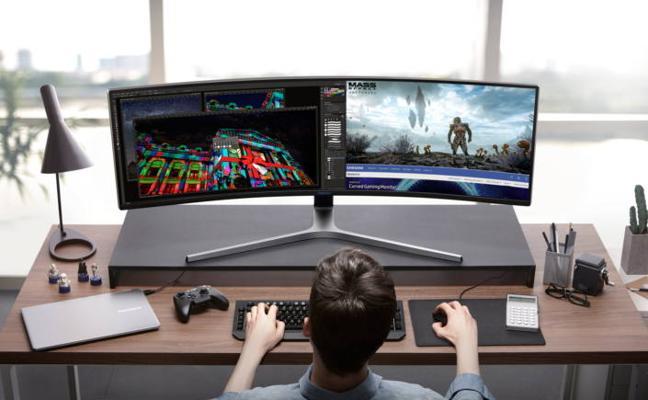 Los monitores QLED para jugar online llegan a España