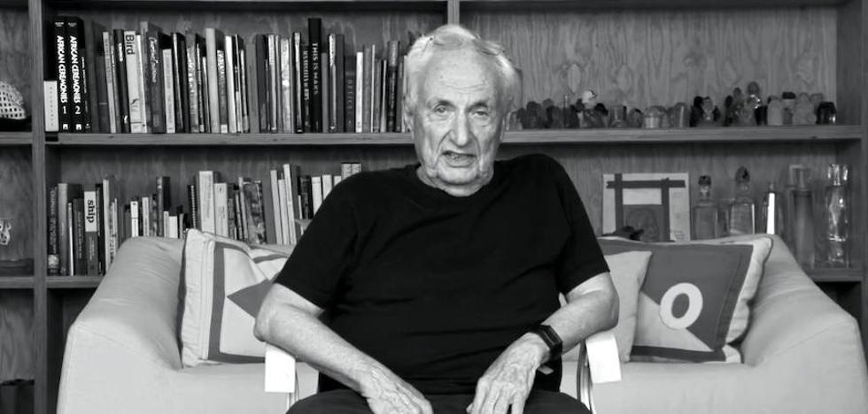 «Soy de Bilbao», la proclama de Ghery, Serra y otros artistas
