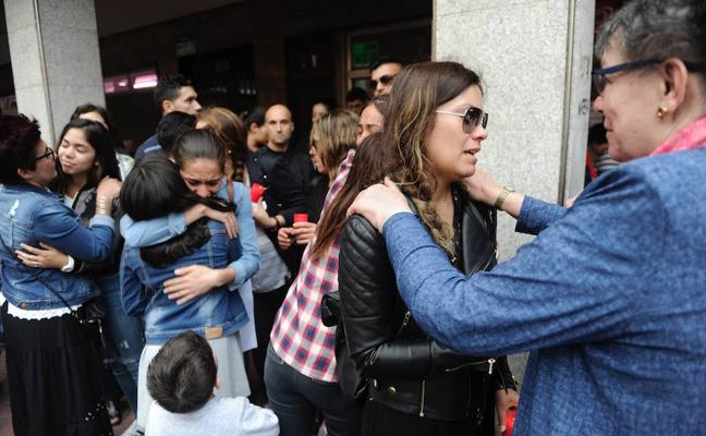 Violencia de género en Sestao: «Noe era la alegría personificada»