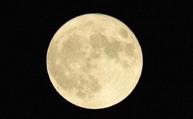Luna llena de octubre 2017: calendario Lunar   El Correo