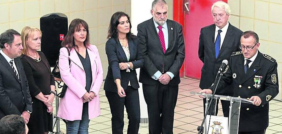 El Ayuntamiento agradece la labor policial que «hace de Vitoria la capital más segura de Euskadi»
