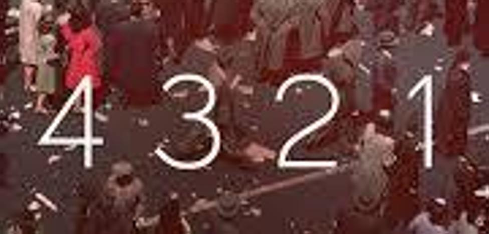 Un libro cada semana: '4 3 2 1' de Paul Auster
