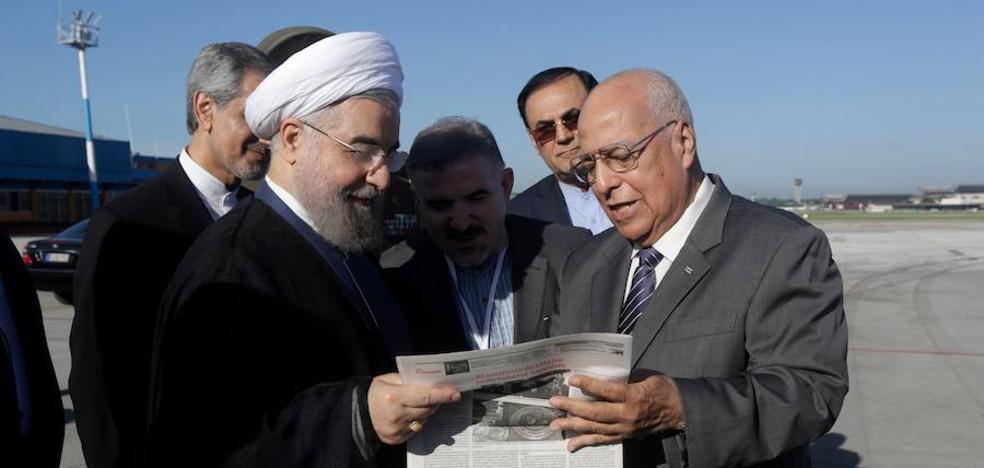 ¿Qué buscan las empresas vascas en Irán?