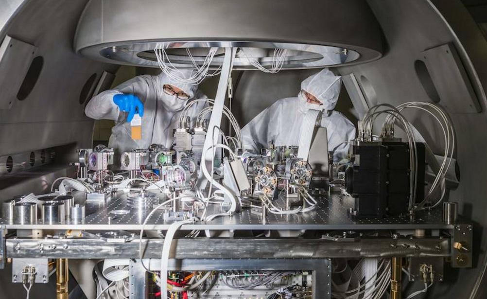 ¿Qué son las ondas gravitacionales?