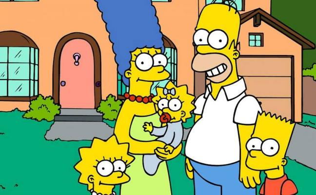 Enfado por 'Los Simpsons'