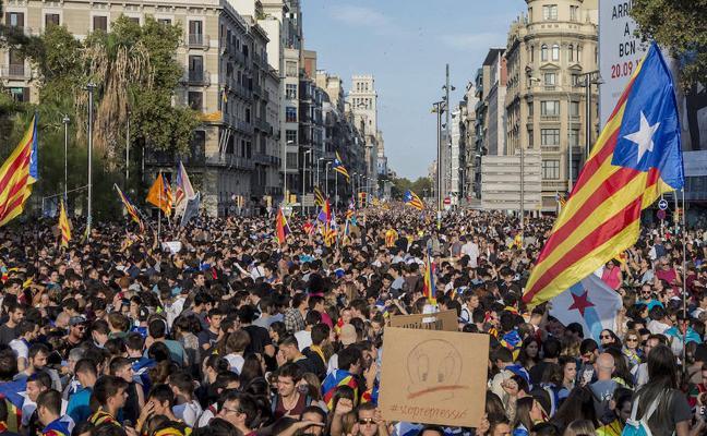 Los soberanistas sopesan convocar el fin de semana el Pleno de la independencia