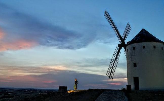 Tras los pasos de Don Quijote