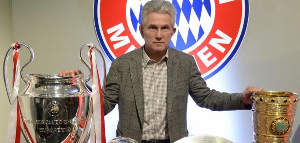 Heynckes: «El Bayern es un asunto de corazón para mí»