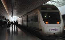 Las obras en el tramo de Amurrio afectarán a los trenes entre Bilbao y Madrid, Barcelona, Vigo y A Coruña