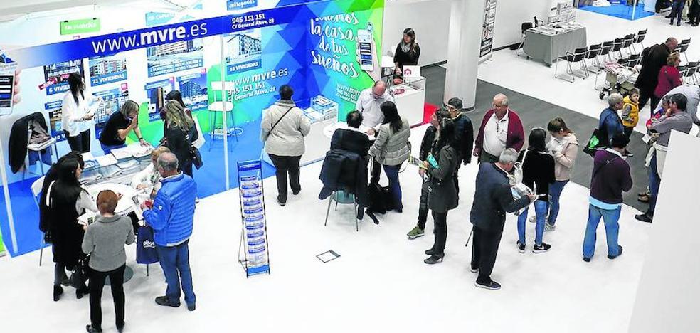 El Salón Inmobiliario de Álava reunirá al sector en el Palacio Europa