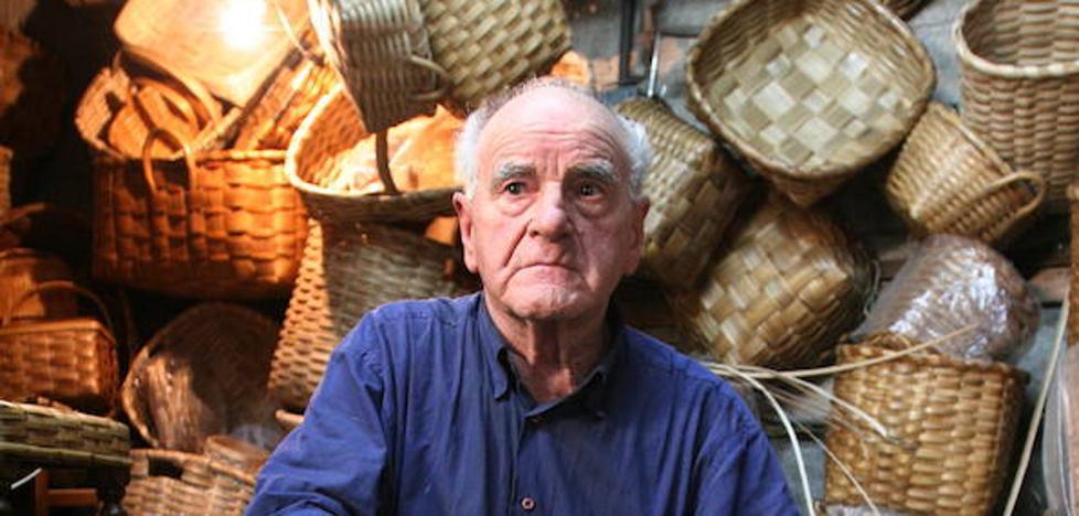 'Juanito el cestero' fallece a los 92 años