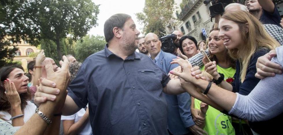 El Govern reivindica el vigor de la economía catalana en plena fuga de empresas