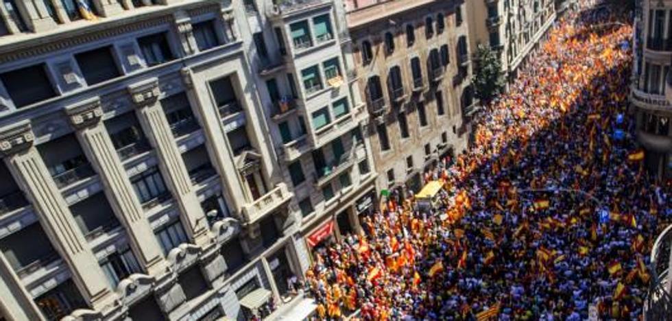 Bruselas mantiene la defensa de la Constitución en la crisis catalana