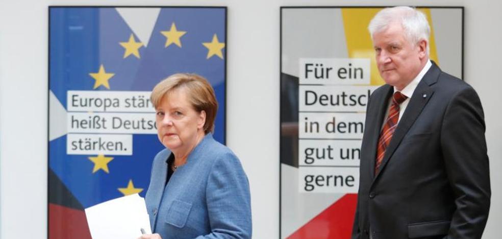 Merkel empezará las negociaciones de Gobierno el 18 de octubre