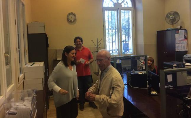 Más de 2.300 vecinos votan los presupuestos participativos de Santurtzi
