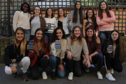 Durango lanza una pionera aplicación de móvil contra las agresiones sexistas