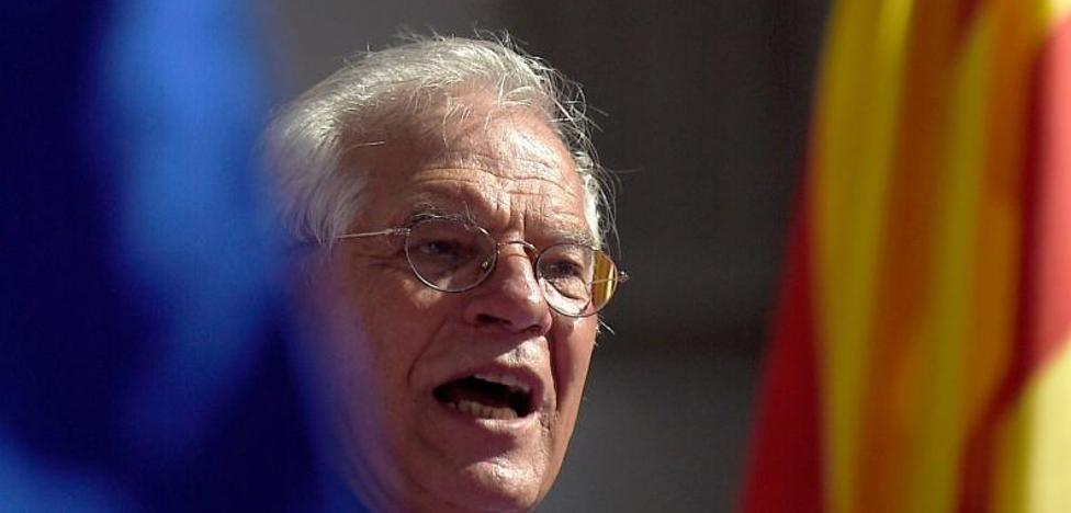 Borrell: «Sé que algunos en mi familia me consideran un traidor»