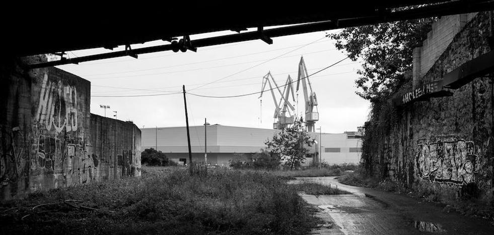 Caminos que conducían a la gran industria de la Margen Izquierda