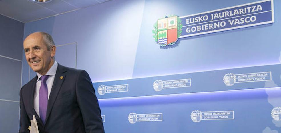 El Gobierno vasco evita «especular» sobre la declaración de Puigdemont de esta tarde