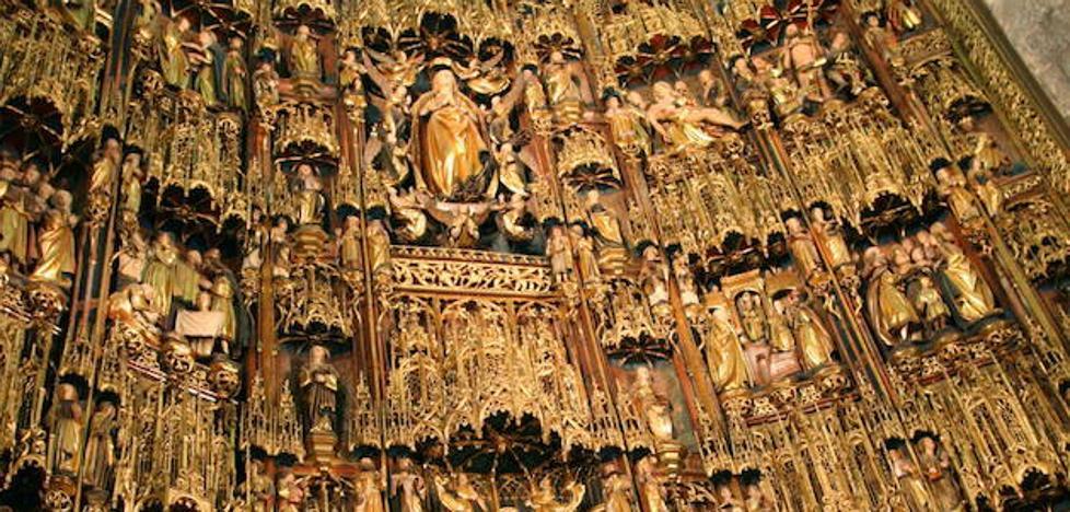 La basílica se sitúa a la cabeza de los atractivos turísticos en Lekeitio