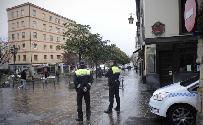 Policías locales de Vitoria piden formación y medios contra el yihadismo