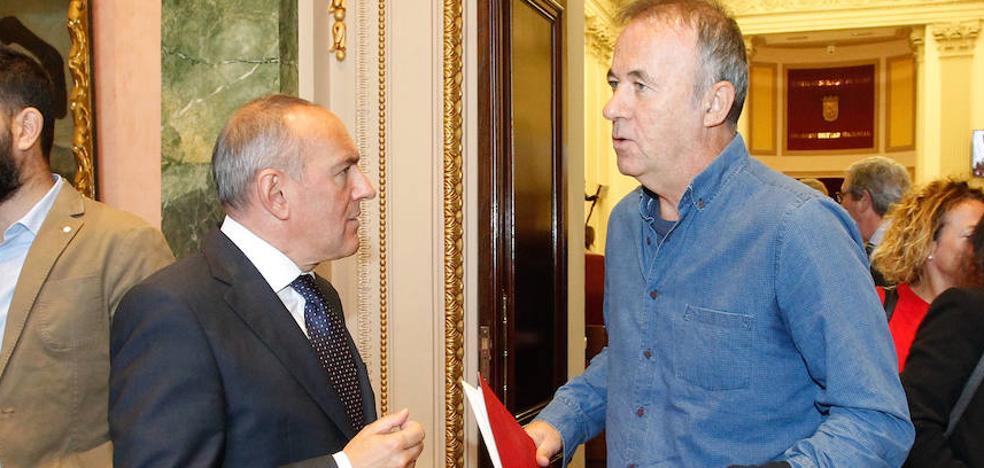 Álava «respetará» la decisión de Cataluña, aprueban PNV y EH Bildu