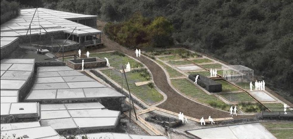 Gatz Haraneko hogei gatz barruti baliatuko dira gatzaren biodibertsitatearen eta balio naturalen zabalkunderako