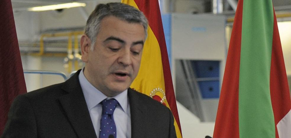 De Andrés: «Los vascos debemos proteger España ante el delirio independentista de Cataluña»
