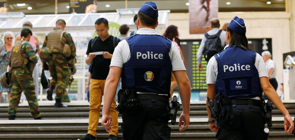 La Policía belga detiene a un individuo acusado de participar en los atentados de Bruselas