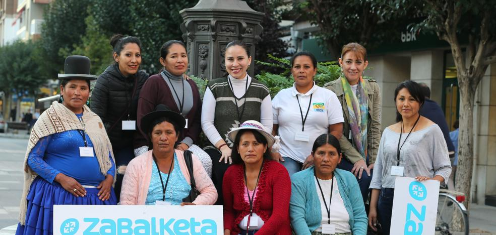 Mujeres por un mundo mejor