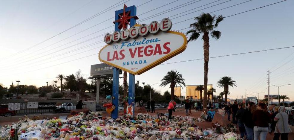 El autor de la masacre de Las Vegas pretendía provocar una explosión