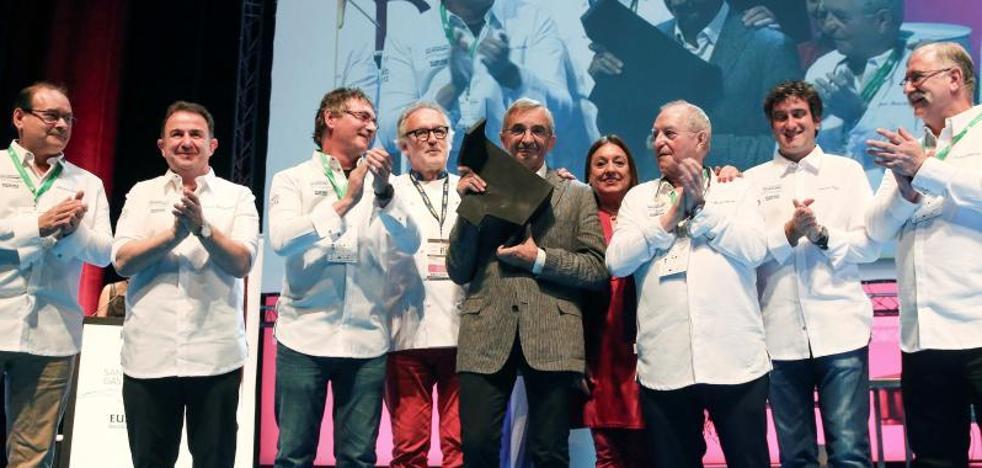 Michel Bras: «Cocino para hacer felices a los otros»