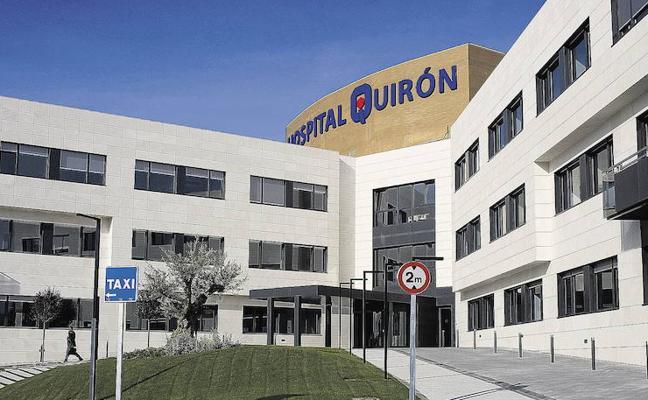 La inmobiliaria de Banco Sabadell pone a la venta tres hospitales, entre ellos Quirón de Erandio