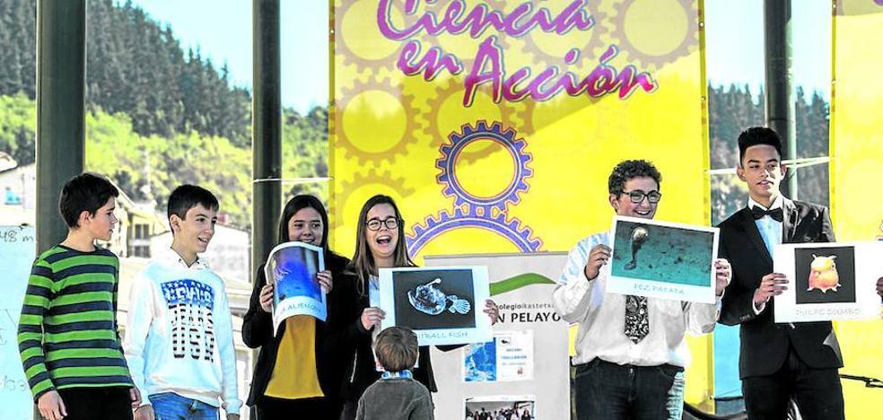 El PCPI y San Pelayo salieron con premio de Ciencia en Acción