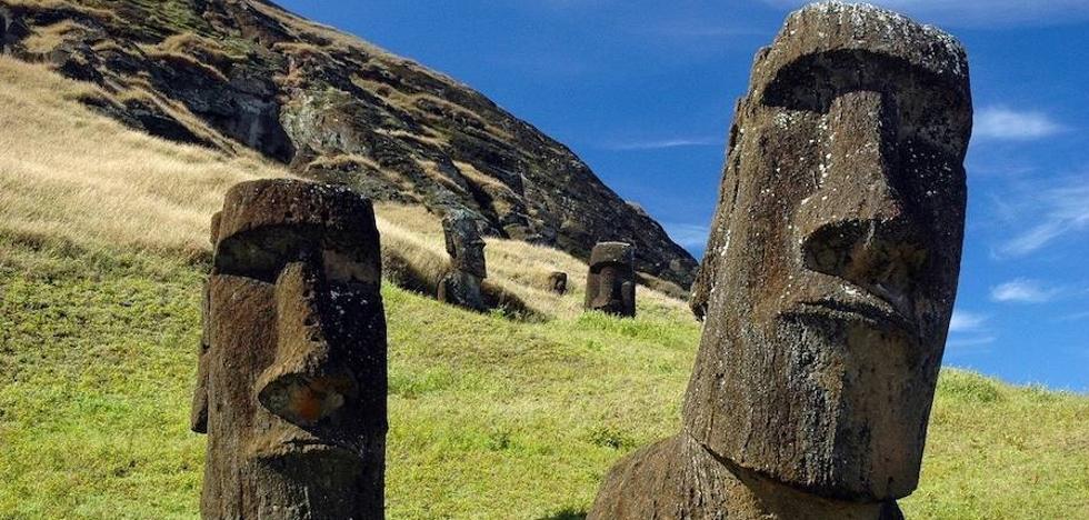 El ADN resuelve el enigma de los rapanuis