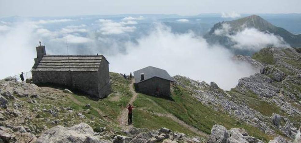 Aizkorri, una cima a dos pasos del paraíso