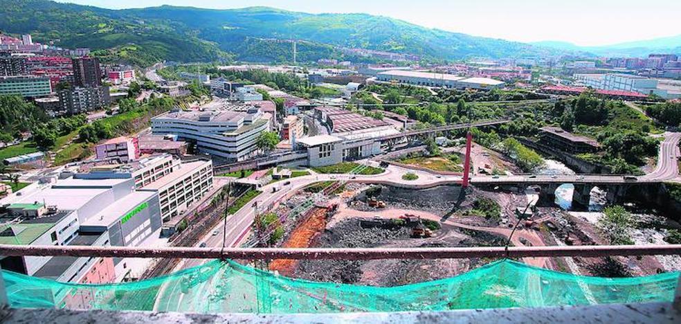 Bilbao levantará 13.000 nuevos pisos en sus zonas en expansión