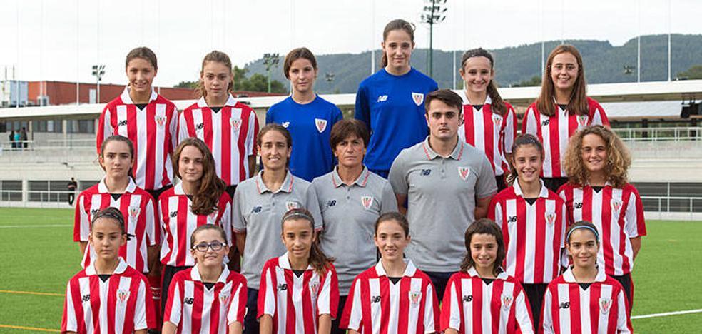 La Diputación impide al Athletic incluir a un equipo de chicas en la liga masculina
