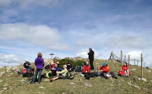 Rutas de montaña: Cuña (2.011 m.)