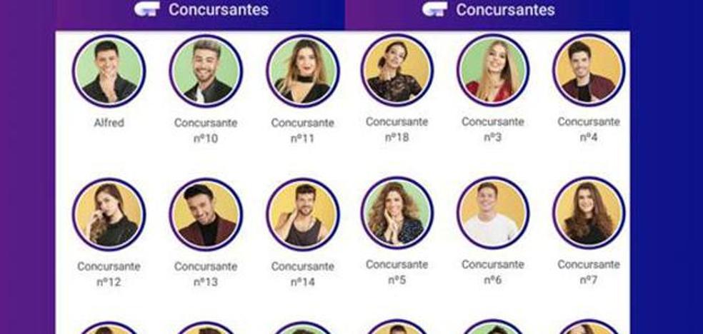 TVE desvela por error los concursantes de 'OT'