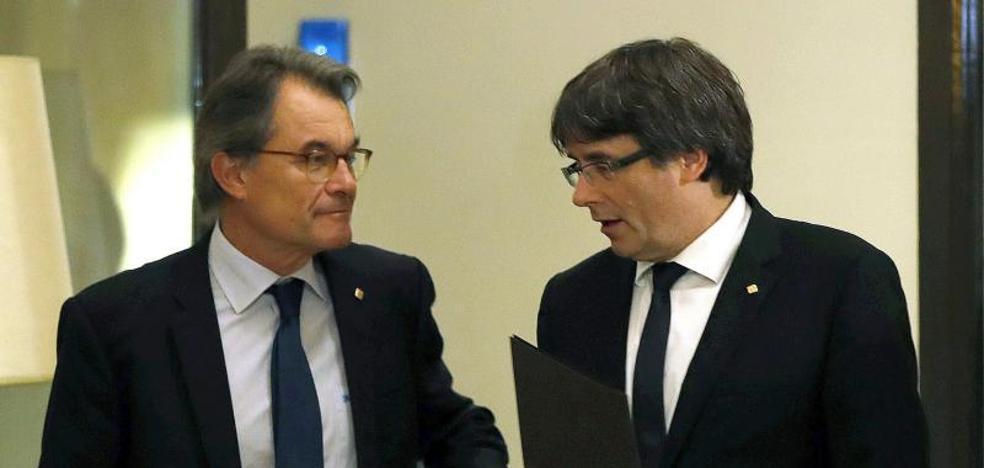 Artur Más dice que sin reconocimiento internacional no hay secesión
