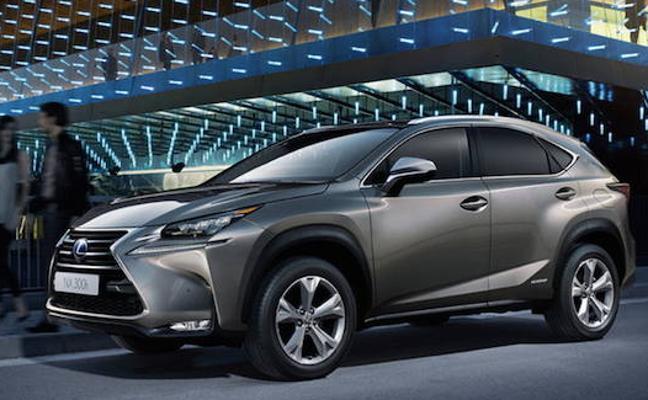 El crossover premium híbrido de Lexus llega a Lexus Bilbao