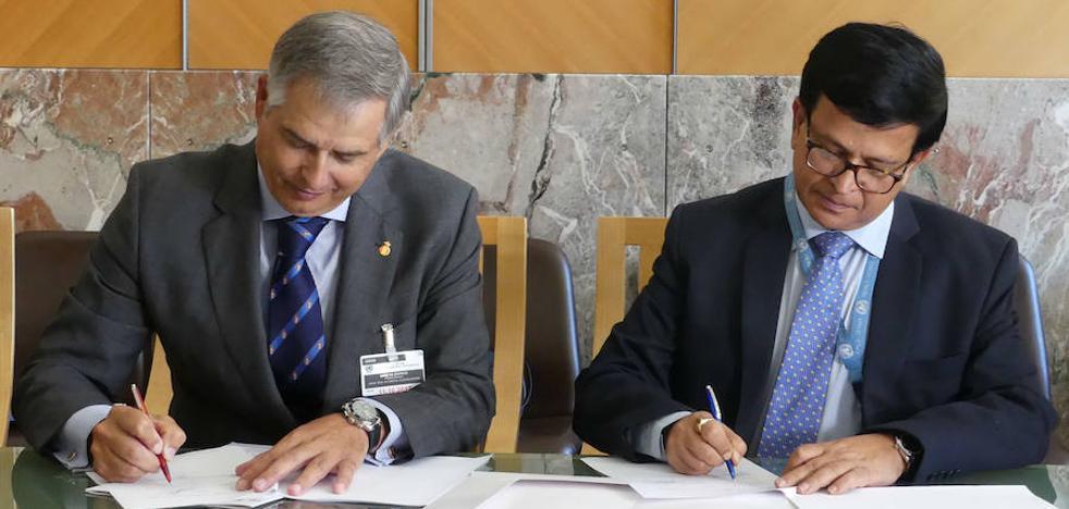 El RACE y la ONU acuerdan crear un centro internacional de formación en seguridad vial