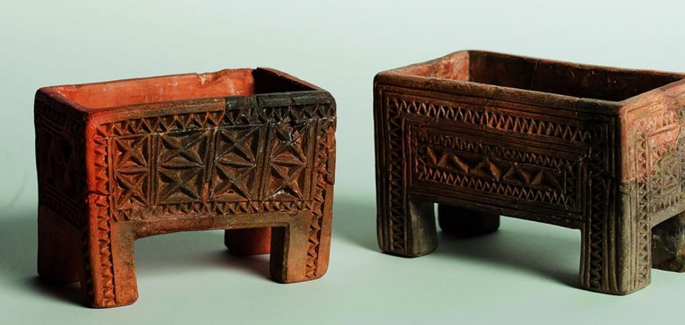Dos joyas de la prehistoria alavesa se exhiben en el Museo Arqueológico Nacional en su 150 aniversario