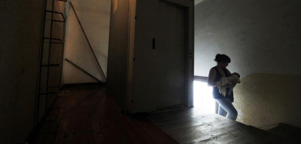Bilbao: viviendo «en un campo de minas» en Larrinaga, 3