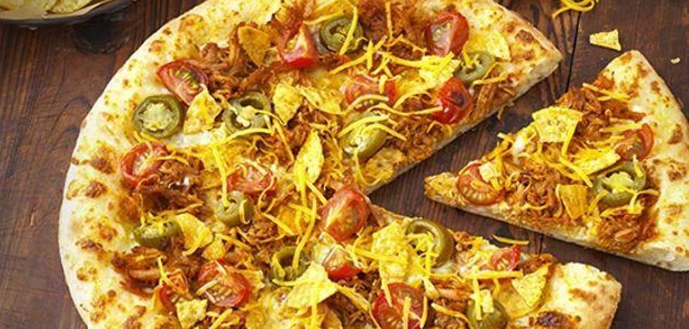 De lechuga, plátano, cereales... las pizzas más originales
